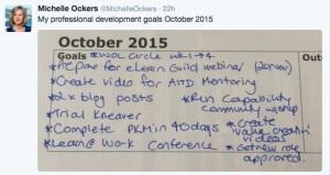 PD Goals Oct2015