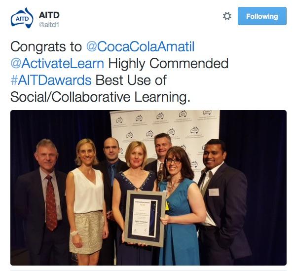 AITD Award